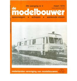 """NVM 95.76.003 Jaargang """"De Modelbouwer"""" Editie : 76.003 (PDF)"""
