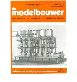 """NVM 95.76.004 Jaargang """"De Modelbouwer"""" Editie : 76.004 (PDF)"""