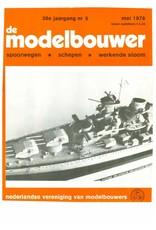 """NVM 95.76.005 Jaargang """"De Modelbouwer"""" Editie : 76.005 (PDF)"""