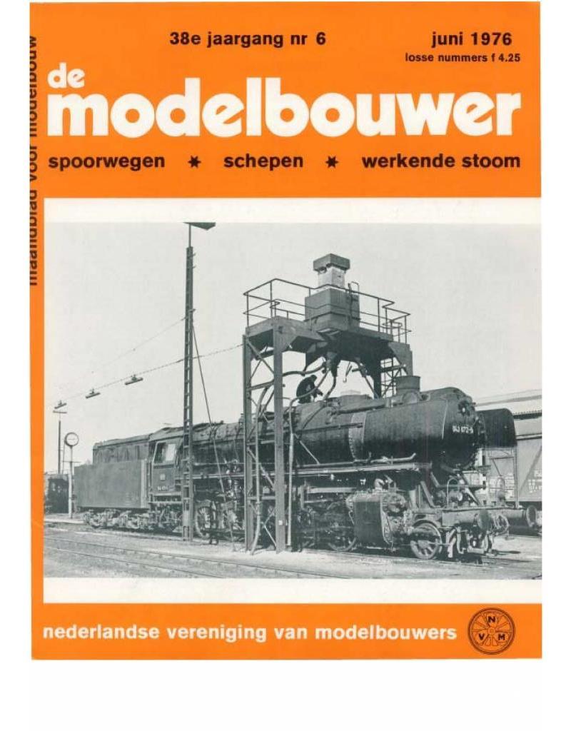 """NVM 95.76.006 Jaargang """"De Modelbouwer"""" Editie : 76.006 (PDF)"""
