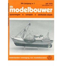 """NVM 95.76.007 Jaargang """"De Modelbouwer"""" Editie : 76.007 (PDF)"""