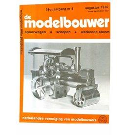 """NVM 95.76.008 Jaargang """"De Modelbouwer"""" Editie : 76.008 (PDF)"""