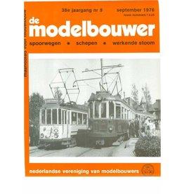 """NVM 95.76.009 Jaargang """"De Modelbouwer"""" Editie : 76.009 (PDF)"""
