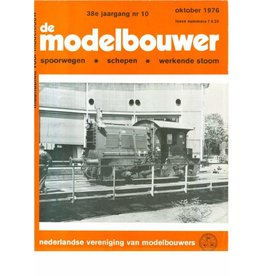 """NVM 95.76.010 Jaargang """"De Modelbouwer"""" Editie : 76.010 (PDF)"""