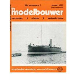 """NVM 95.77.001 Jaargang """"De Modelbouwer"""" Editie : 77.001 (PDF)"""