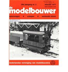 """NVM 95.77.002 Jaargang """"De Modelbouwer"""" Editie : 77.002 (PDF)"""