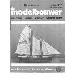 """NVM 95.77.003 Jaargang """"De Modelbouwer"""" Editie : 77.003 (PDF)"""