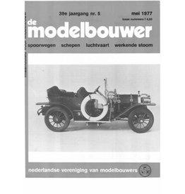 """NVM 95.77.005 Jaargang """"De Modelbouwer"""" Editie : 77.005 (PDF)"""