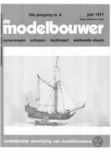 """NVM 95.77.006 Jaargang """"De Modelbouwer"""" Editie : 77.006 (PDF)"""