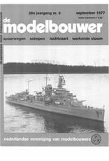 """NVM 95.77.009 Jaargang """"De Modelbouwer"""" Editie : 77.009 (PDF)"""