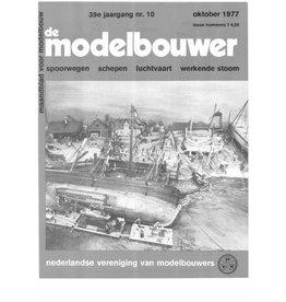 """NVM 95.77.010 Jaargang """"De Modelbouwer"""" Editie : 77.010 (PDF)"""