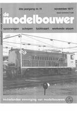 """NVM 95.77.011 Jaargang """"De Modelbouwer"""" Editie : 77.011 (PDF)"""