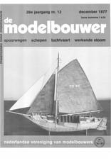 """NVM 95.77.012 Jaargang """"De Modelbouwer"""" Editie : 77.012 (PDF)"""