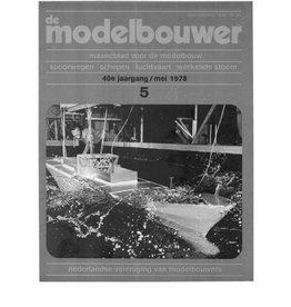 """NVM 95.78.005 Jaargang """"De Modelbouwer"""" Editie : 78.005 (PDF)"""