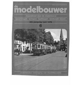 """NVM 95.78.006 Jaargang """"De Modelbouwer"""" Editie : 78.006 (PDF)"""