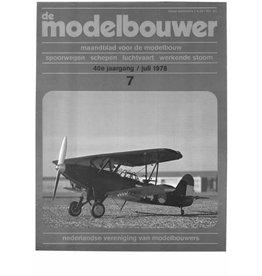 """NVM 95.78.007 Jaargang """"De Modelbouwer"""" Editie : 78.007 (PDF)"""