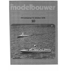 """NVM 95.78.010 Jaargang """"De Modelbouwer"""" Editie : 78.010 (PDF)"""