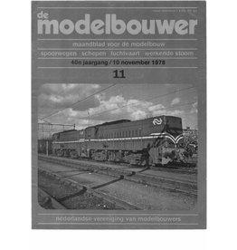 """NVM 95.78.011 Jaargang """"De Modelbouwer"""" Editie : 78.011 (PDF)"""