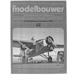 """NVM 95.78.012 Jaargang """"De Modelbouwer"""" Editie : 78.012 (PDF)"""