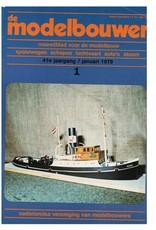 """NVM 95.79.001 Jaargang """"De Modelbouwer"""" Editie : 79.001 (PDF)"""