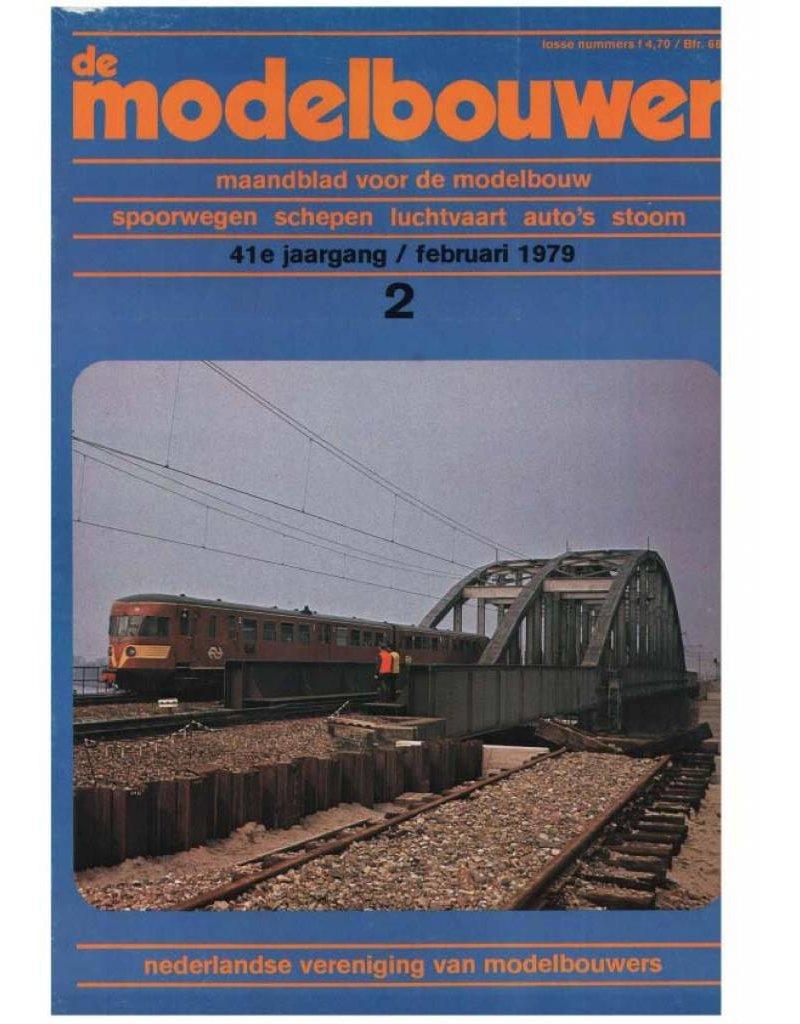 """NVM 95.79.002 Jaargang """"De Modelbouwer"""" Editie : 79.002 (PDF)"""
