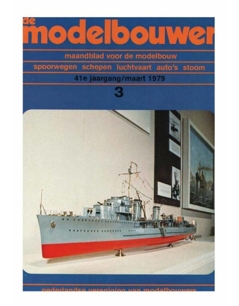 """NVM 95.79.003 Jaargang """"De Modelbouwer"""" Editie : 79.003 (PDF)"""