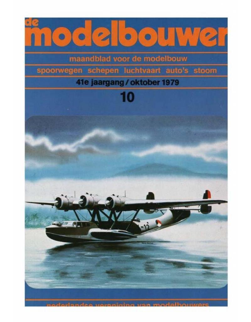 """NVM 95.79.010 Jaargang """"De Modelbouwer"""" Editie : 79.010 (PDF)"""