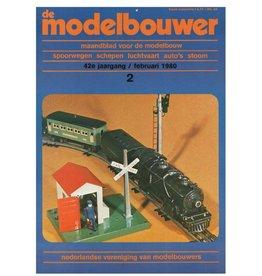 """NVM 95.80.002 Jaargang """"De Modelbouwer"""" Editie : 80.002 (PDF)"""