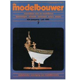 """NVM 95.80.007 Jaargang """"De Modelbouwer"""" Editie : 80.007 (PDF)"""