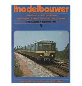 """NVM 95.80.008 Jaargang """"De Modelbouwer"""" Editie : 80.008 (PDF)"""