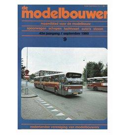 """NVM 95.80.009 Jaargang """"De Modelbouwer"""" Editie : 80.009 (PDF)"""