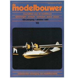 """NVM 95.80.010 Jaargang """"De Modelbouwer"""" Editie : 80.010 (PDF)"""