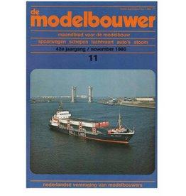"""NVM 95.80.011 Jaargang """"De Modelbouwer"""" Editie : 80.011 (PDF)"""