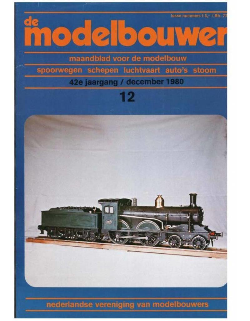 """NVM 95.80.012 Jaargang """"De Modelbouwer"""" Editie : 80.012 (PDF)"""