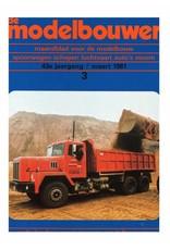 """NVM 95.81.003 Jaargang """"De Modelbouwer"""" Editie : 81.003 (PDF)"""