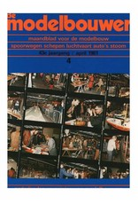 """NVM 95.81.004 Jaargang """"De Modelbouwer"""" Editie : 81.004 (PDF)"""