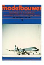 """NVM 95.81.005 Jaargang """"De Modelbouwer"""" Editie : 81.005 (PDF)"""