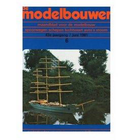 """NVM 95.81.006 Jaargang """"De Modelbouwer"""" Editie : 81.006 (PDF)"""