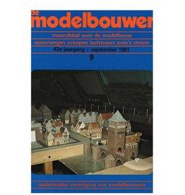 """NVM 95.81.009 Jaargang """"De Modelbouwer"""" Editie : 81.009 (PDF)"""