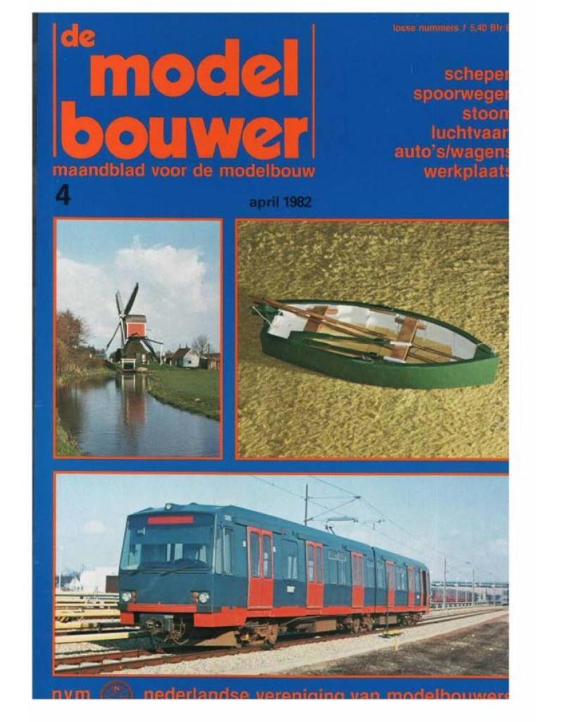 """NVM 95.82.004 Jaargang """"De Modelbouwer"""" Editie : 82.004 (PDF)"""