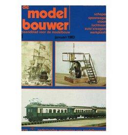 """NVM 95.83.001 Jaargang """"De Modelbouwer"""" Editie : 83.001 (PDF)"""