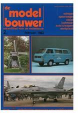 """NVM 95.83.002 Jaargang """"De Modelbouwer"""" Editie : 83.002 (PDF)"""