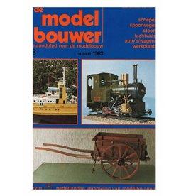 """NVM 95.83.003 Jaargang """"De Modelbouwer"""" Editie : 83.003 (PDF)"""