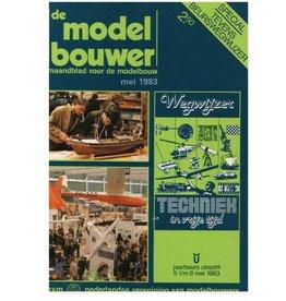 """NVM 95.83.005 Jaargang """"De Modelbouwer"""" Editie : 83.005 (PDF)"""