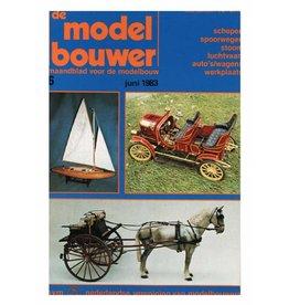 """NVM 95.83.006 Jaargang """"De Modelbouwer"""" Editie : 83.006 (PDF)"""