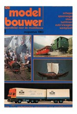 """NVM 95.83.008 Jaargang """"De Modelbouwer"""" Editie : 83.008 (PDF)"""