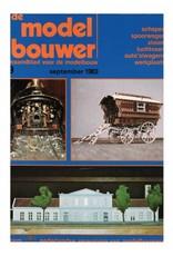 """NVM 95.83.009 Jaargang """"De Modelbouwer"""" Editie : 83.009 (PDF)"""