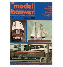 """NVM 95.83.010 Jaargang """"De Modelbouwer"""" Editie : 83.010 (PDF)"""