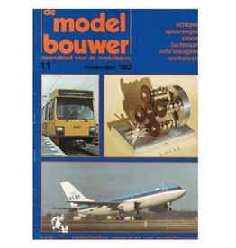 """NVM 95.83.011 Jaargang """"De Modelbouwer"""" Editie : 83.011 (PDF)"""