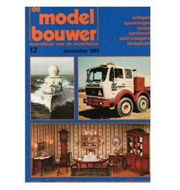 """NVM 95.83.012 Jaargang """"De Modelbouwer"""" Editie : 83.012 (PDF)"""